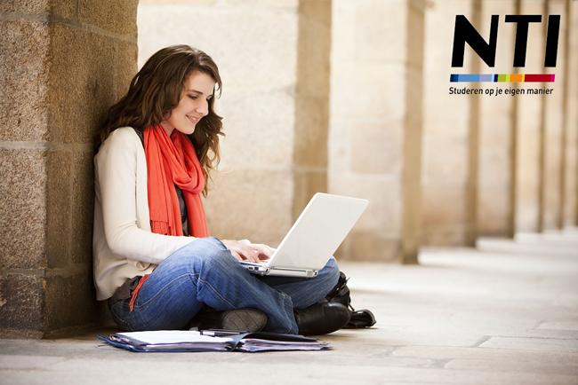 Thuis studeren bij NTI met gratis Chroombook t.w.v. €249,-