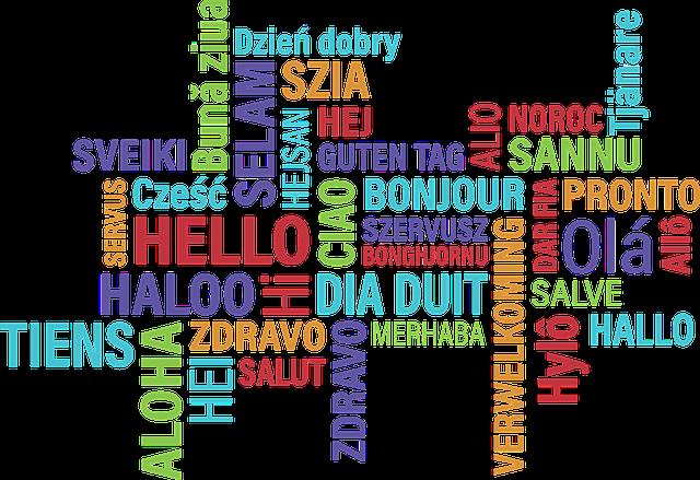 nieuwe taal leren
