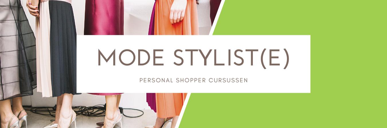 mode styliste personal shopper cursussen