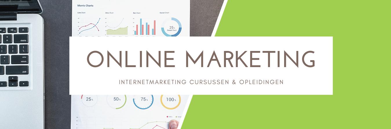 online marketing cursussen